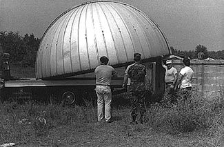 Loading dome 2